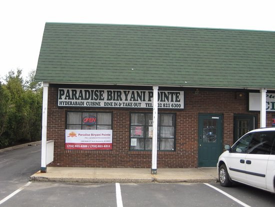 North Brunswick, NJ: Authentic Hyderabad Dum Biryanis and many other Veg and Non-Veg items are served for Dining