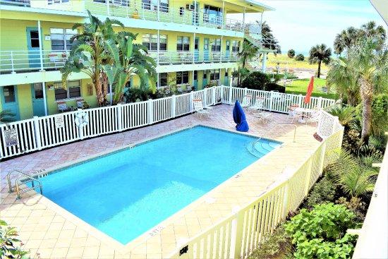 Tropic Terrace of Treasure Island Photo