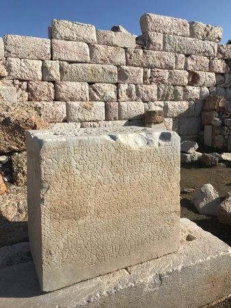Knidos Antik Kenti: photo2.jpg