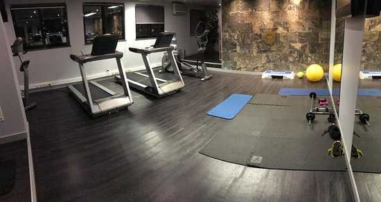 3k Barcelona Hotel: Fitness center