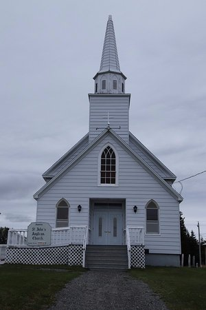 Ingonish, Canada: St. John's Anglican Church