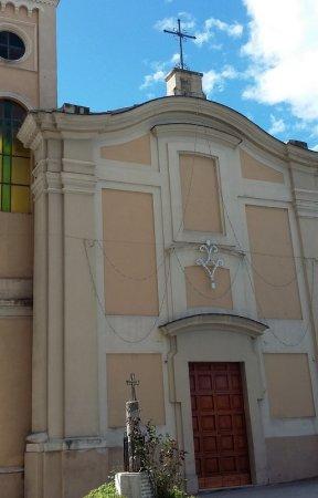 Ortona, Italie : vista esterna