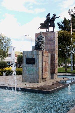 Monumento a Remigio Crespo Toral