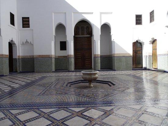 Authentic Morocco: The Madrassa in Marrakesh
