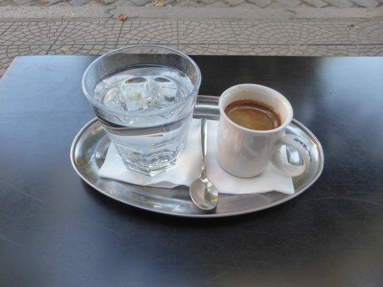 Art News Cafe: an Espresso