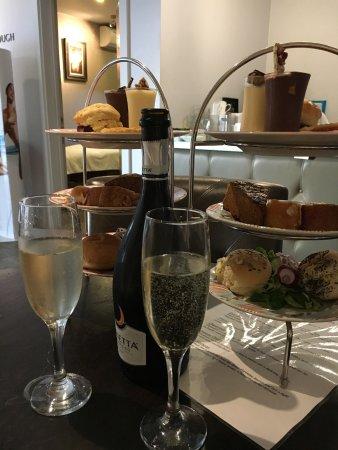 Cavendish, UK: Afternoon tea