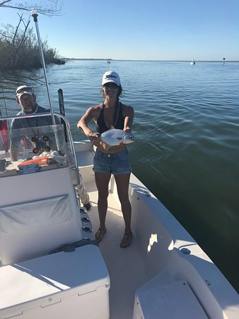 Chasin 39 tales backwater fishing charters naples fl for Lincoln city fishing charters