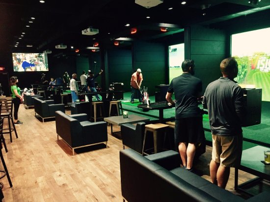 Swing Zone Golf: Great for groups and parties