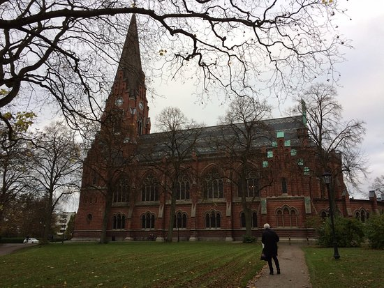 Lund, Sweden: Outside