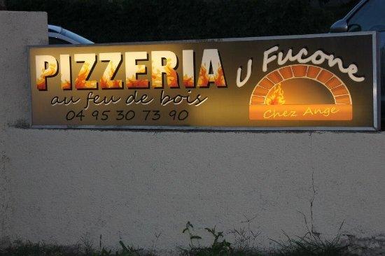 Biguglia, France : Pizzeria U Fucone