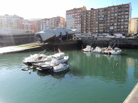 Bermeo, Hiszpania: View from Park