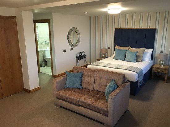 Best Western Princes Marine Hotel: New penthouse terrace rooms!
