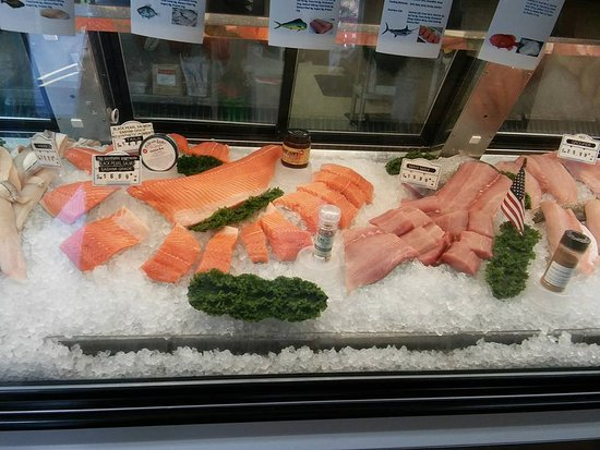 Wooster, OH: As well as, Black Pearl Salmon, Mahi-mahi, Pollock, Rainbow Trout and much more.
