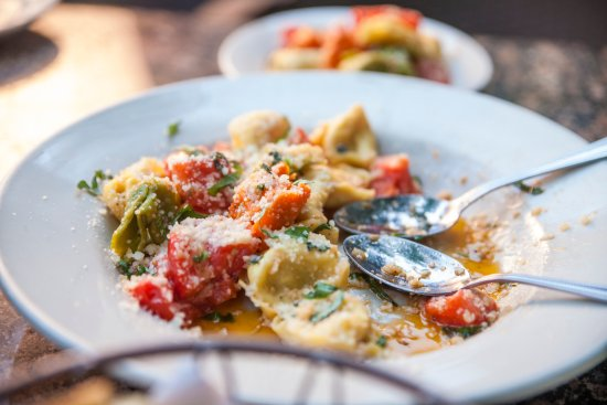 New Buffalo, MI: our classic tri-color tortellini