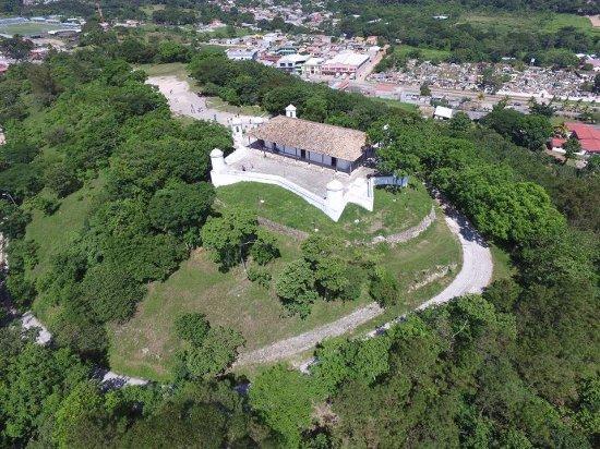 Hotel Villa De Ada: Fuerte san Cristobal,punto histórico en la ciudad de Gracias