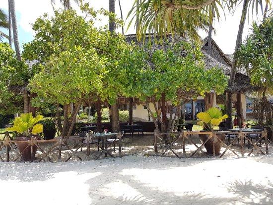 Ocean Paradise Resort & Spa: Mawimbi Restaurant