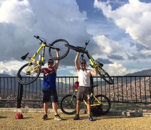 VisitMedellin Bike Tours