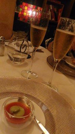 Ristorante Da Ciacco : brinde de boas vindas