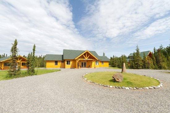 Pictures of Salmon Catcher Lodge - Kenai Photos