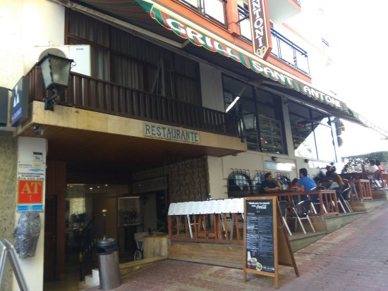 Image result for grill sant antoni ibiza