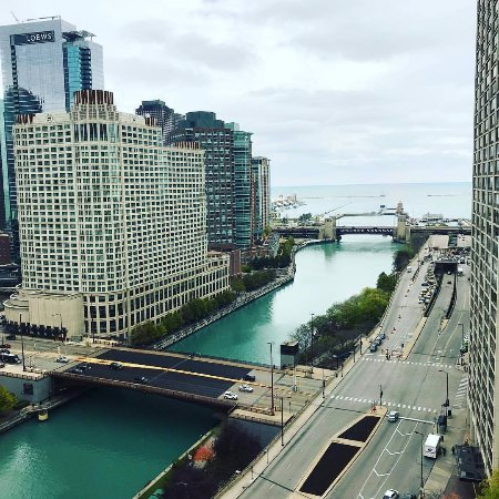 Hyatt Regency Chicago: 20th Floor, West Tower