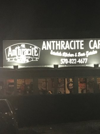 The Anthracite Cafe: photo0.jpg