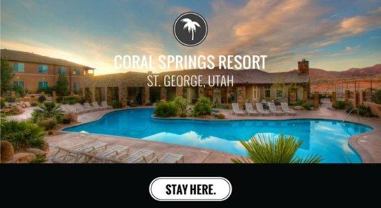 Coral Springs Resort: Poolside