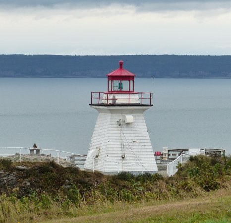 Waterside, Canadá: Cape Enrage Lighthouse