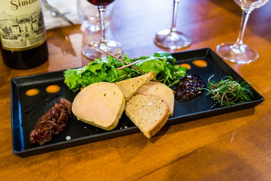 foie gras en terrine picture of le bouchon provencal. Black Bedroom Furniture Sets. Home Design Ideas