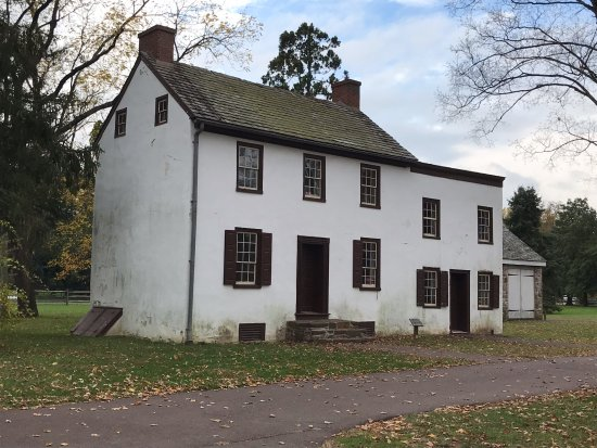 Washington Crossing, PA: house