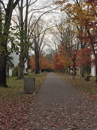 Washington Crossing, PA: path