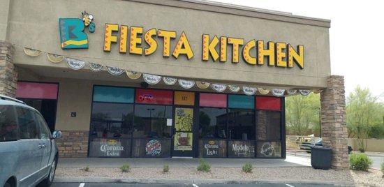 Bu0027s Fiesta Kitchen