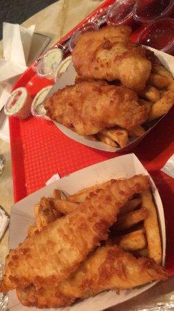 Fulton Fish Fries : Fish and Chips at Fulton's