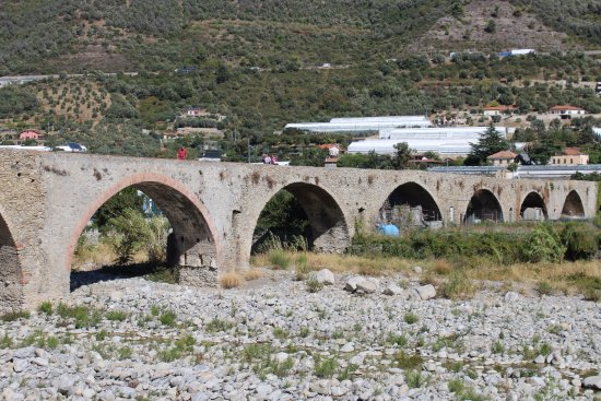 Ponte Antico : Bien conservé et rénové