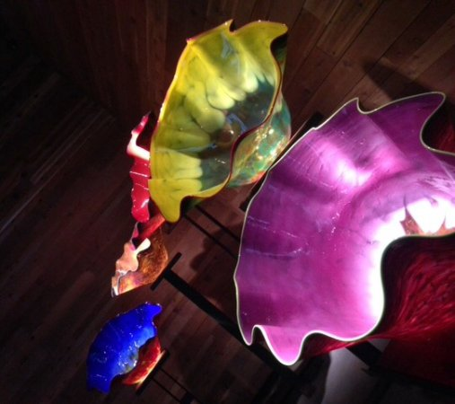 Chihuly Collection: Glass gallery
