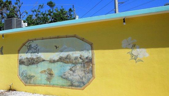 Harriette's Restaurant: Mural