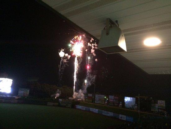 Lakewood, NJ: fireworks were awesome