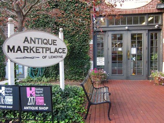 Lemoyne, PA: Antique Marketplace