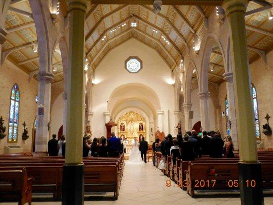 San Fernando De Bexar Cathedral Wedding Taking Place