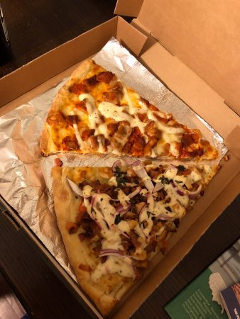 Bayonne, NJ: pizza