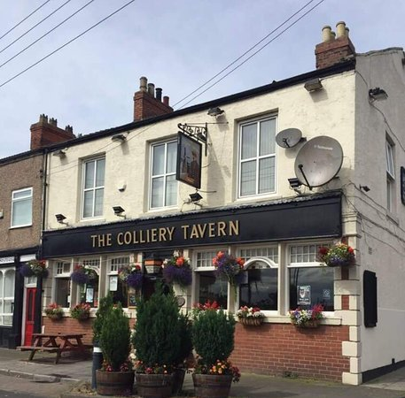 The Colliery Tavern, Boldon Colliery, Tyne and Wear