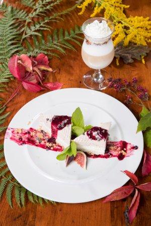 Grosuplje, Slovenia: Autom dessert