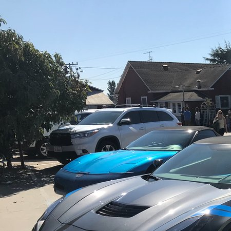 Watsonville, CA: Corvette Owners love this place