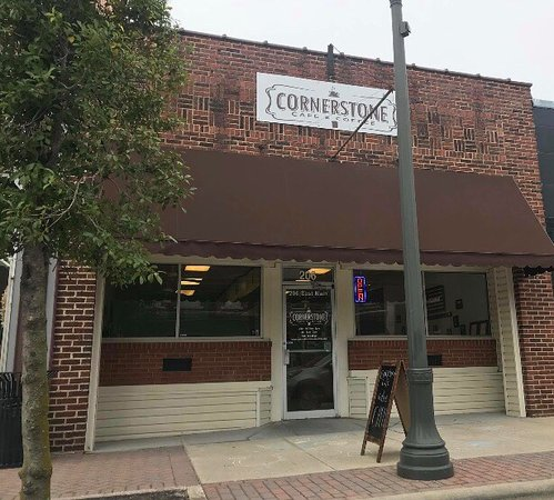 Benson, NC: Cornerstone Cafe & Coffee