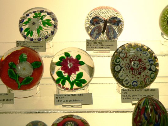 Corning, NY: Museum pieces