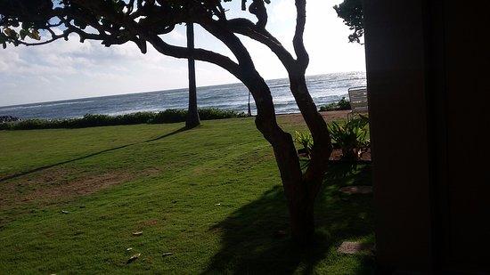 كايل موكيهانا: View from balcony