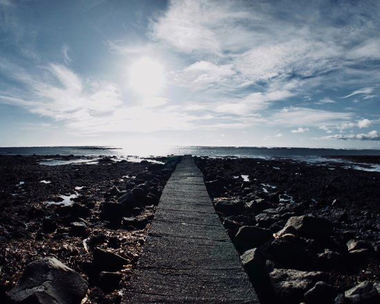 Eyrarbakki, Island: Lovely