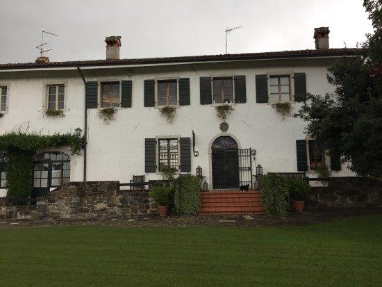Capriva del Friuli, İtalya: Breakfast in this building