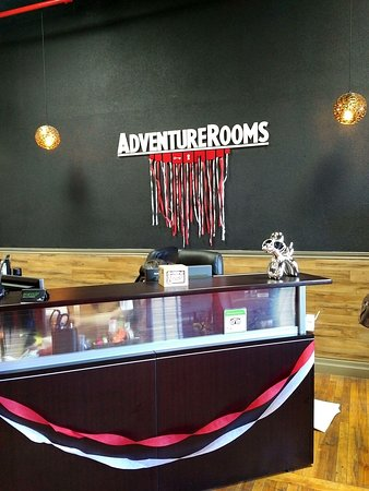 Adventure Rooms Canada Photo