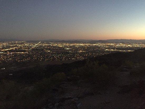 South Mountain Park: Sunrise